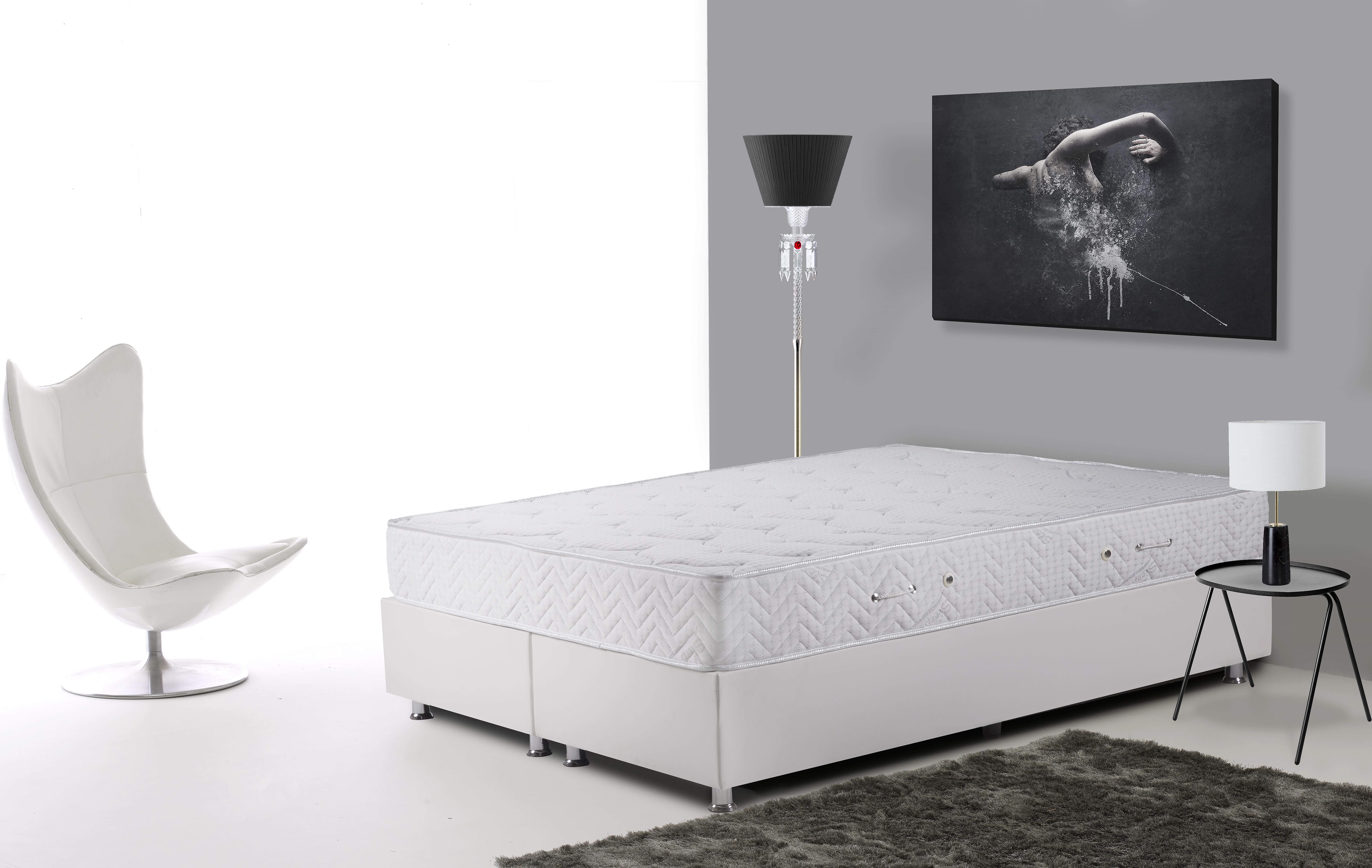 Senfony Bed – Baza&Yatak