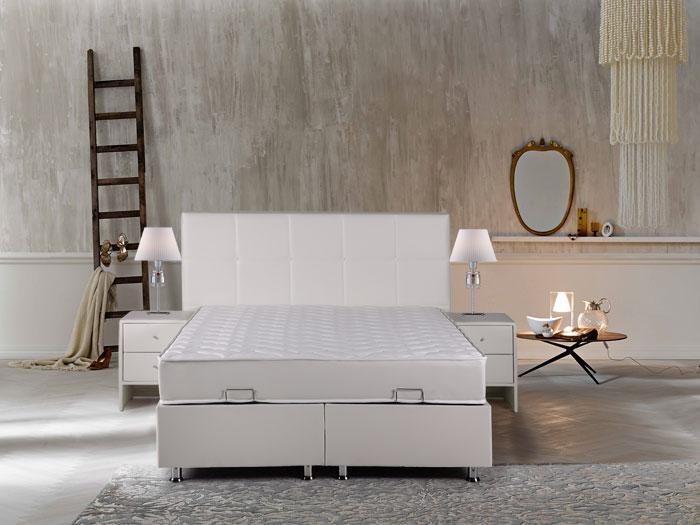 prato boxspringbetten baza yatak. Black Bedroom Furniture Sets. Home Design Ideas